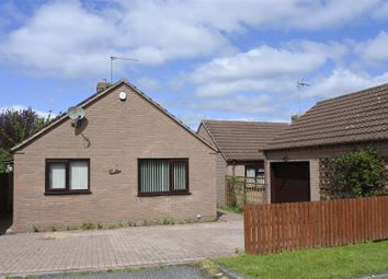 Thumbnail 2 bed detached bungalow for sale in Woodhead Close, Edwinstowe, Mansfield