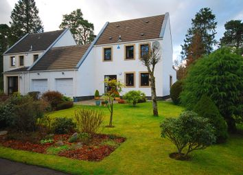 Thumbnail 3 bedroom link-detached house for sale in Airlie Court Gleneagles Village, Auchterarder