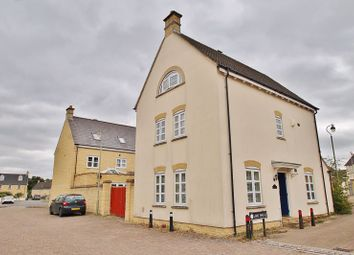Thumbnail 4 bed detached house for sale in Lime Walk, Madley Park, Witney