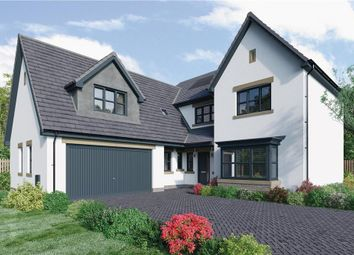 "Thumbnail 5 bed detached house for sale in ""Mackintosh"" at Blantyre Mill Road, Bothwell, Glasgow"