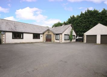 Thumbnail 4 bedroom detached bungalow for sale in Inisfree, Farlam, Brampton, Cumbria
