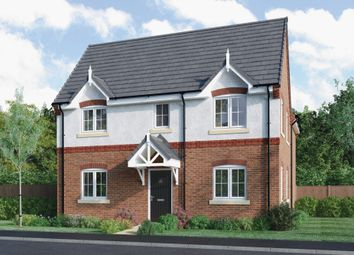 Thumbnail 3 bed semi-detached house for sale in Hackwood Park, Starflower Way, Mickleover, Derbyshire