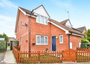 Thumbnail 1 bedroom property for sale in Brunswick Close, Toftwood, Dereham