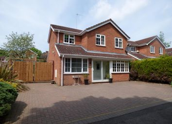 Thumbnail 4 bed detached house to rent in Oswestry Close, Walkwood, Redditch