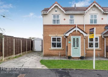 2 bed semi-detached house for sale in Windyhill Drive, Beaumont Rise, Bolton, Lancashire. BL3