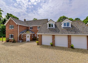 Thumbnail 5 bed detached house for sale in Troston, Bury St Edmunds, Suffolk