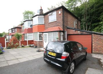 Thumbnail 3 bedroom semi-detached house for sale in Blackley New Road, Manchester