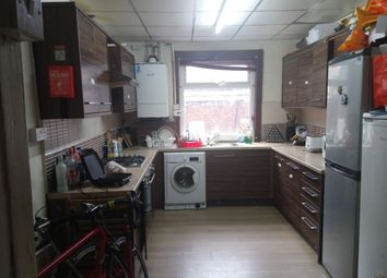 Thumbnail 5 bed terraced house to rent in Lorne Road, Fallowfield
