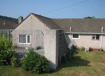 Thumbnail 3 bed bungalow to rent in Radford View, Plymouth, Devon