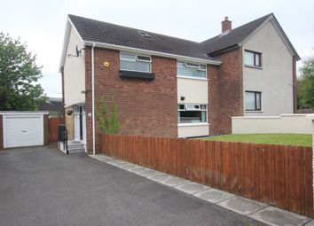 Thumbnail 3 bed semi-detached house for sale in Old Irish Highway, Newtownabbey