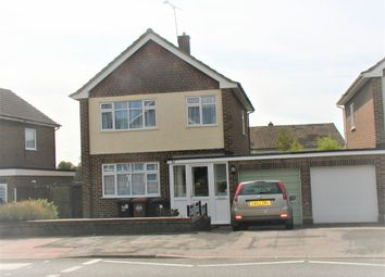 Thumbnail 3 bed link-detached house to rent in Kingsway, Ware