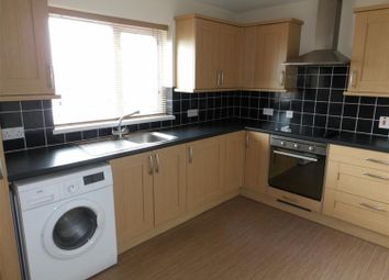 Thumbnail 2 bed flat to rent in Hunday Court, Workington