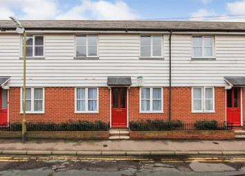 Thumbnail 2 bed terraced house to rent in St. Peters Road, Whitstable
