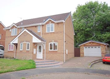 Thumbnail 3 bed semi-detached house for sale in Manor Fell, Runcorn