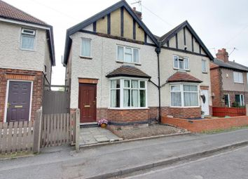 Thumbnail 3 bed semi-detached house for sale in Anstee Road, Long Eaton, Nottingham