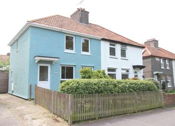 Thumbnail 2 bed semi-detached house for sale in Cowdray Square, Deal