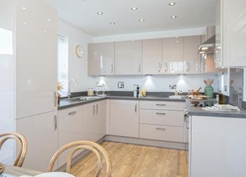 "Thumbnail 3 bed semi-detached house for sale in ""Moresby"" at Park Lane, Kendleshire, Winterbourne, Bristol"