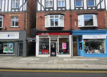 Thumbnail Retail premises for sale in Grange Road, West Kirby