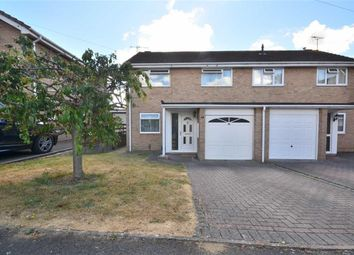 Thumbnail 3 bed semi-detached house for sale in Oxmoor, Abbeydale, Gloucester