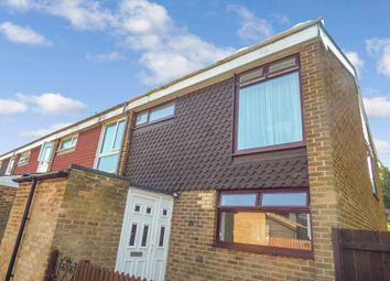 Thumbnail 3 bed terraced house for sale in Kentmere Close, Seghill, Cramlington