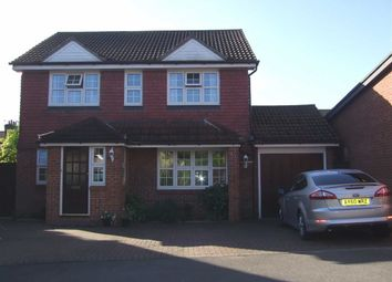 Thumbnail 4 bed property to rent in St Nicholas Gardens, Strood, Rochester