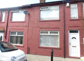 Thumbnail 3 bed terraced house for sale in St. Oswalds Street, Hartlepool