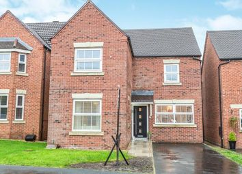 Thumbnail 3 bed detached house for sale in Parish Gardens, Leyland, Preston, Lancashire