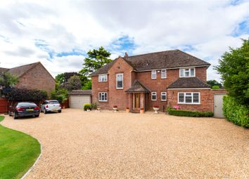 Thumbnail 4 bed detached house for sale in Priory Way, Hitchin, Hertfordshire