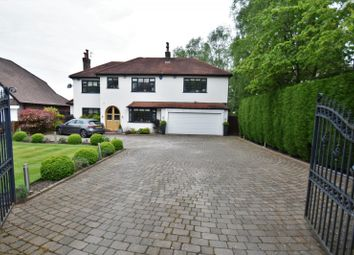 4 bed detached house for sale in Chester Road, Woodford, Stockport SK7