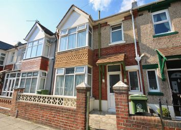 Thumbnail 3 bedroom terraced house to rent in Inhurst Road, Portsmouth