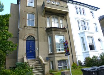 Thumbnail 2 bed flat to rent in 3 The Mount, St Leonards On Sea