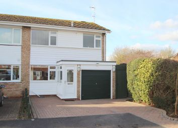 Thumbnail 3 bed semi-detached house for sale in Rowan Close, Stratford-Upon-Avon