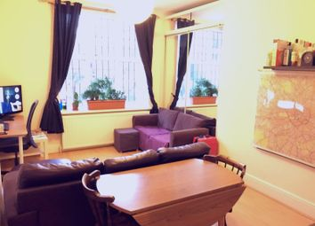 Thumbnail 1 bedroom flat to rent in Llewellyn Mansions, Hammersmith Road, London