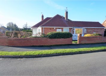 Thumbnail 2 bed semi-detached bungalow for sale in Prince Drive, Oadby