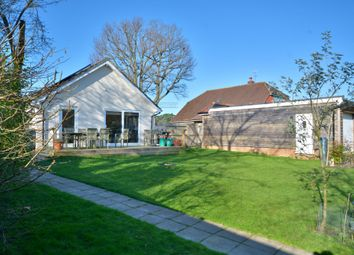 Thumbnail 3 bed detached bungalow for sale in Sandy Lane, Watersfield, Pulborough