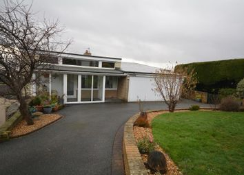 Thumbnail 3 bed detached house for sale in Ferns Close, Heswall