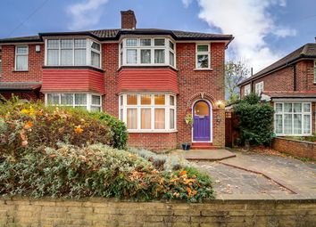 Thumbnail 3 bed semi-detached house for sale in Whitton Drive, Greenford
