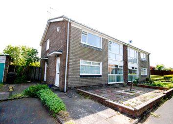 Thumbnail 2 bedroom flat for sale in Glenhurst Drive, Chapel Park, Newcastle Upon Tyne