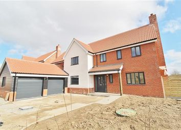 5 bed detached house for sale in Mill Farm Place, Belstead, Ipswich IP8