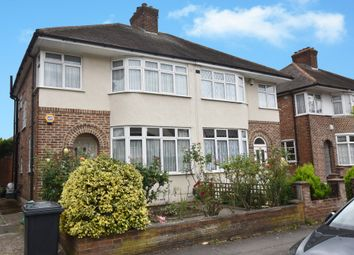 Thumbnail 3 bed semi-detached house for sale in Briar Crescent, Northolt