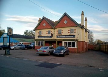 Thumbnail Pub/bar for sale in Knowle, Budleigh Salterton, Devon