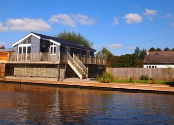 Thumbnail 2 bed detached house for sale in Rod Eyot, Henley-On-Thames, Oxfordshire
