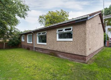 Thumbnail 1 bedroom semi-detached bungalow for sale in 15 Finlaystone Place, Kilmacolm