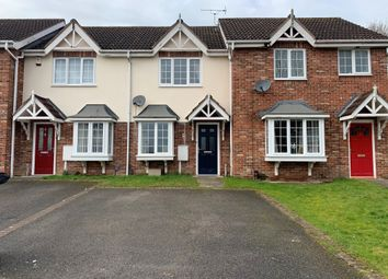 Thumbnail 2 bed terraced house to rent in Chesterford Court, Littleover, Derby
