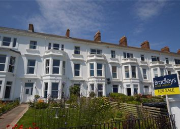 Thumbnail 1 bedroom flat for sale in Alexandra Terrace, Exmouth, Devon