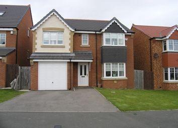 Thumbnail 4 bed detached house to rent in Viola Close, Hartlepool