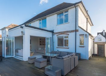 Thumbnail 3 bed detached house for sale in Southborough Road, Bickley, Bromley
