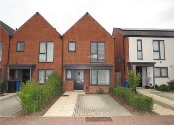 Thumbnail 2 bed semi-detached house for sale in Prince George Drive, Derby