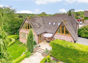 Thumbnail 4 bed detached house for sale in Chilton Foliat, Hungerford, Berkshire