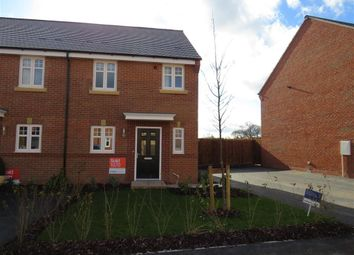 Thumbnail 3 bed semi-detached house to rent in Clifton Drive, Highfields, Littleover